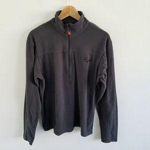 Mountain Hardware Fleece 1/2 Zip Sweater M
